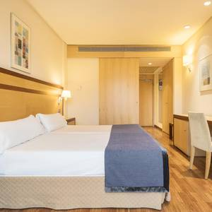 Corporate Single Room Hotel ILUNION Pío XII Madrid
